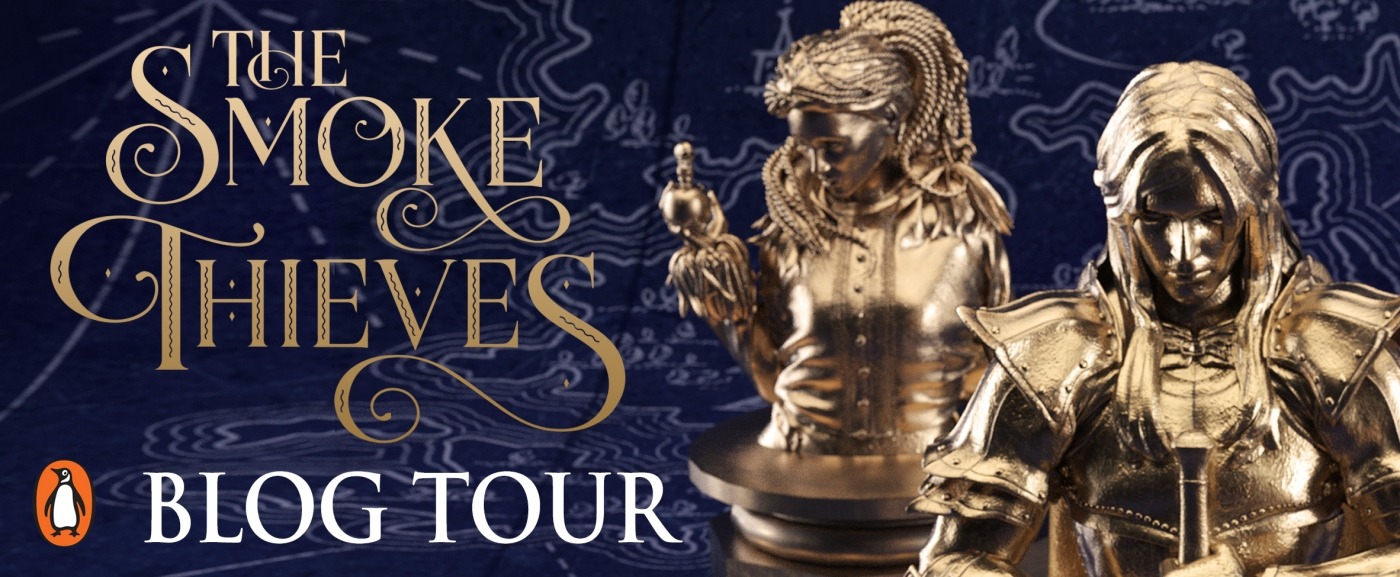 The Smoke Thieves Blog Tour: Interview with Sally Green
